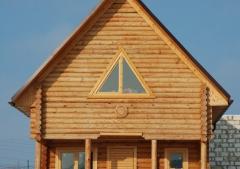 Case din lemn in Moldova
