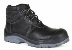 Los zapatos de trabaj