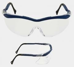 Open protective glasses
