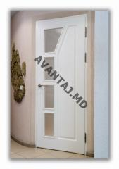 Classical doors of MDF