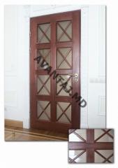 Doors classical massif
