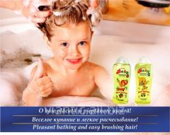 Children's shampoo (without tears)