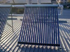 Solar collectors, SISTEMA SOLAR Ă Pentru ap ă cald