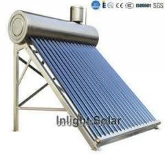Collector solar pentru incalzirea apei , gelio (