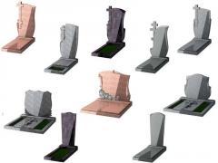 Памятники из гранита, мрамора в Молдове