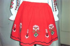 Moldavian national suits
