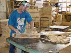 Продам цех по производству мебели,дерево
