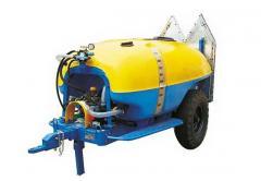 SLV-1500/2000P sprayer
