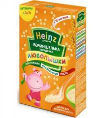 Детское питание в Молдове,Детское питание,макароны