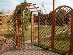 Arches for a garden