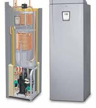 Насосы тепловые CTC EcoHeat 310