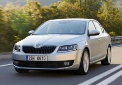 Skoda Octavia Model of 2013 from 12 000 Euros
