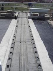 Деформационные швы для мостов