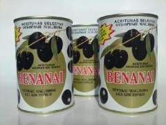 Маслины и оливки Hutesa