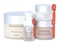 WHITENING SERUM serum is applied locally only on