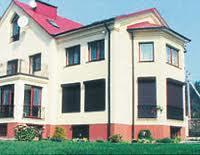 Profiles for window and door rolstaven