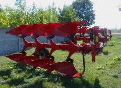Plows in Moldova