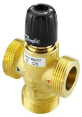 The valve – DANFOSS TVM-H temperature regulator