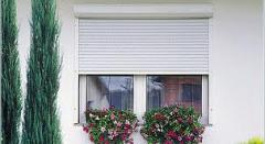 Protective rolling shutters from Cvantid, SRL