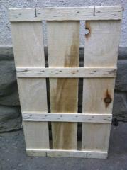 Ящики деревянные в Молдове