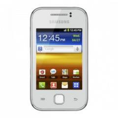 Samsung Galaxy Y S5360, Pure White