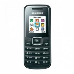 Samsung E1050, Black