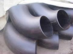 Отводы стальные d.377мм крутоизогнутые 90 град.в Кишиневе