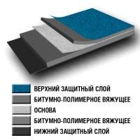 Materiale de acoperişuri bitum-polimerice