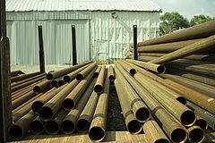 Трубы стальные бесшовные d.325x8-10мм в Молдове