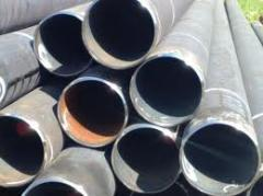 Pipes steel seamless d.530x8mm in Chisina