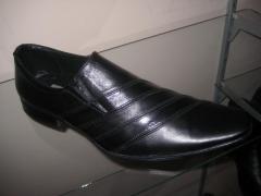 Вечерние туфли. Обувь для мужчин