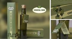 Grape seed oil cold pressed