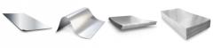 Galvanized sheet. Tabla zincata