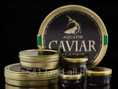 Caviar black granular (bester)