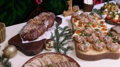 Банкетные блюда от Acasa la Mama