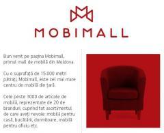 Коммерческий центр Mobimall в Молдове,Mobimall in