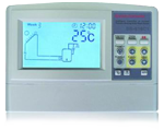 CONTROLLERS FOR SOLAR WATER HEATERS