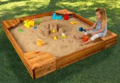 Children's sandboxes from PAM - IMPEX, SRL