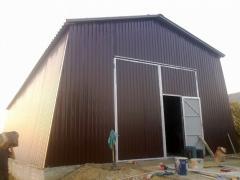 Ангар зернохранилище -лучшие цены! in moldova