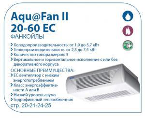 Фанкойл Aqua Fan II
