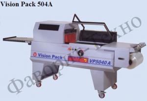 Машины термоусадочные туннельного типа Vision Pack