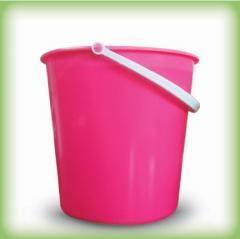 Buckets plastic round 10 l