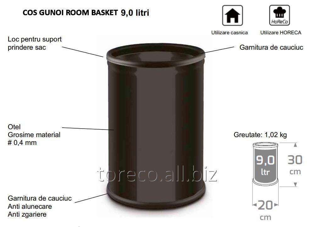 vedro_room_basket_9l_metal_negrukod_606a