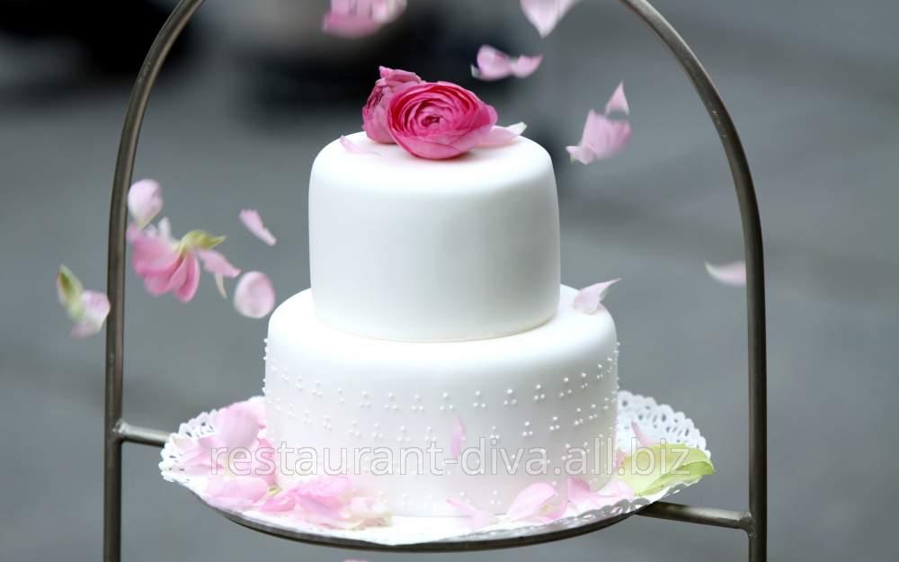Свадебный торт  № 1408182  скачать