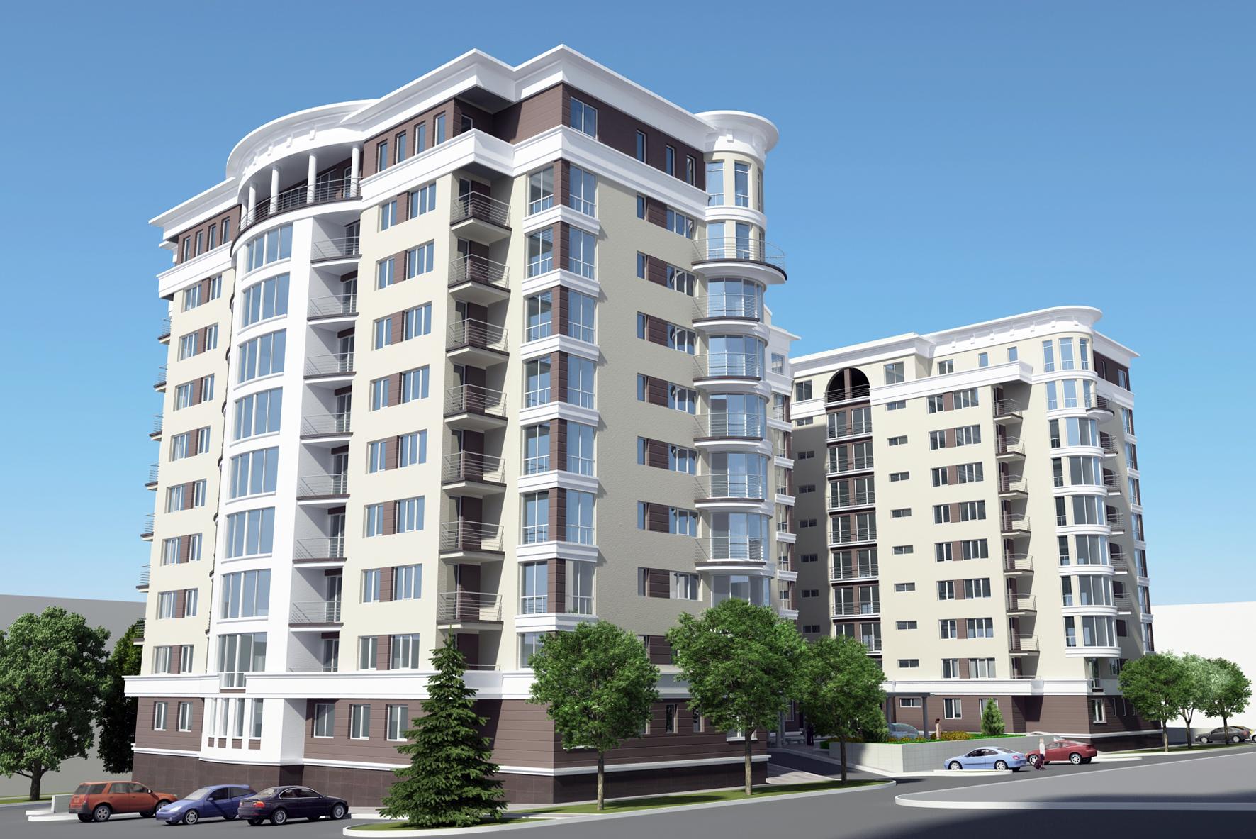 Нужна квартира в Крыму в новострое? Обращайтесь в агентство