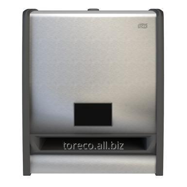 dispenser_sensornyj_tork_matic_h1_432h326h223_alyuminij_seryj_kod_459500