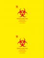 Мешки желтые для сбора медицинских отходов