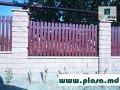 Garduri de metal, plasa metalica, stilpi, euro gard, sirma, stacheta metalica
