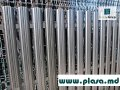 Garduri din ştachet metalic. Заборы из металлоштакетника