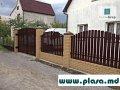 Заборы,сетка металлическая в Молдове